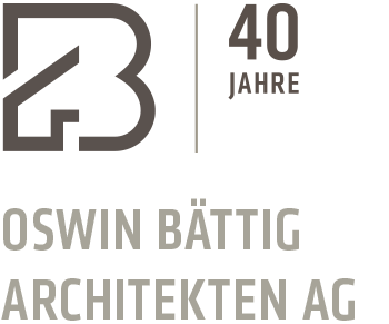 Logo Oswin Bättig Architekten AG